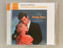 HRS series: Franz Waxman – Peyton Place / Sayonara OST